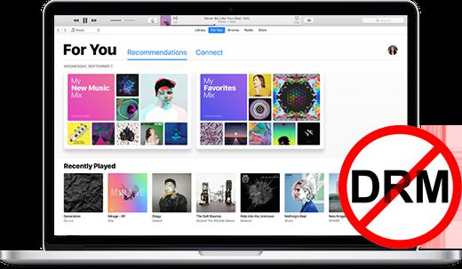 Apple Music DRM解除