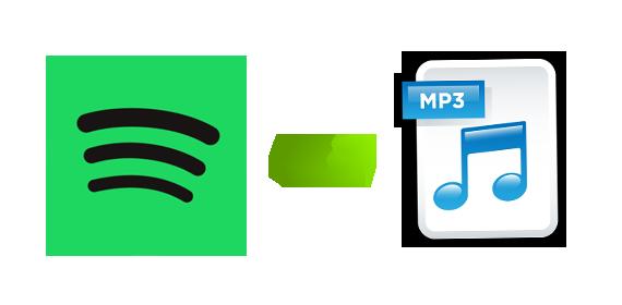 Spotify MP3変換