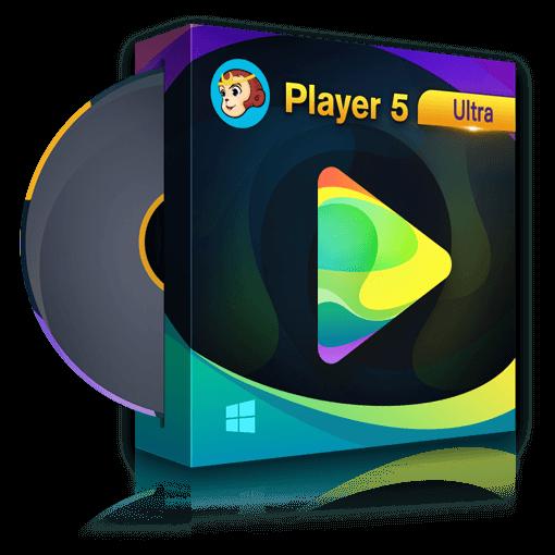 DVDFab メディアプレイヤー ultra版